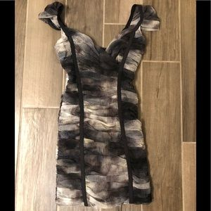 BCBGmaxazria bodycon dress